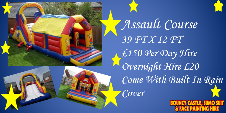 Obsticle Assault Course Medway Kent