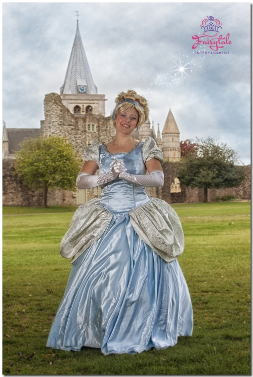Cinderella Princess Parties Kent
