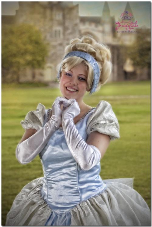 Cinderella Princess Partys Kent
