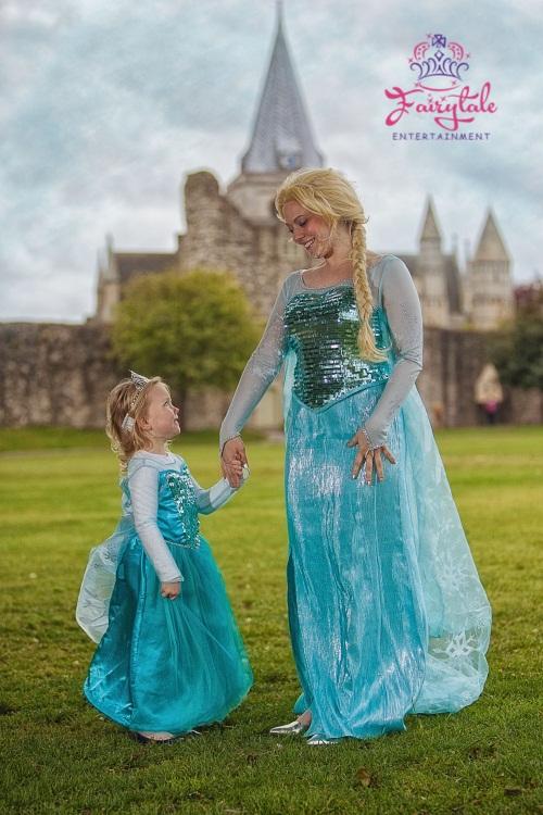 Frozen Elsa Parties Kent