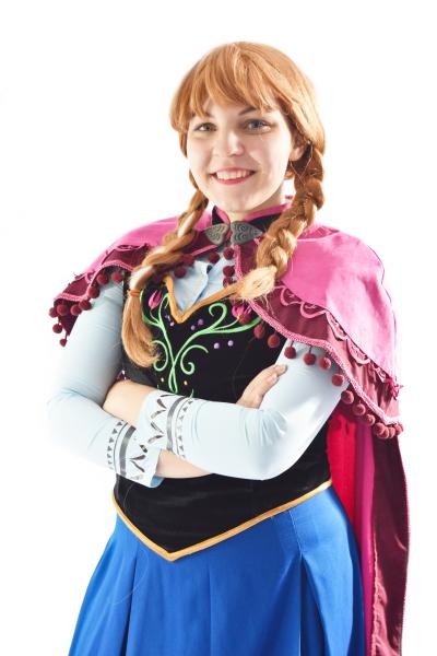 Anna Princess Partys Kent