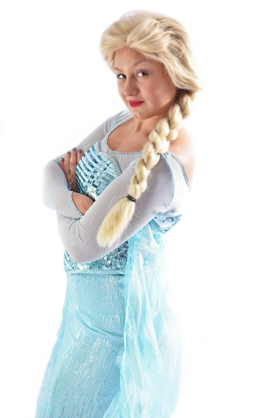 Elsa Frozen Princess Parties In Kent