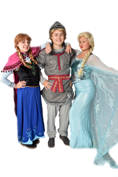 Frozen Character Parties In Kent
