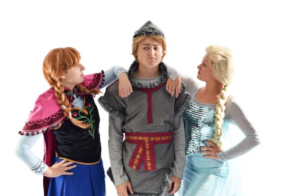 Frozen Character Parties Kent