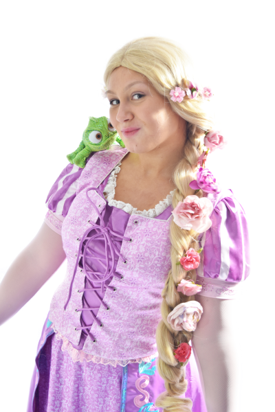 Rapunzel Parties in Kent.