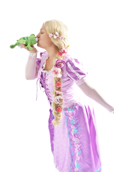 Rapunzel Princess Parties In Kent