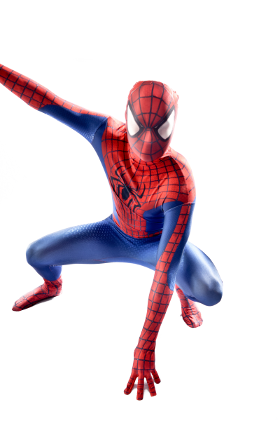 Spiderman Superhero Parties Kent