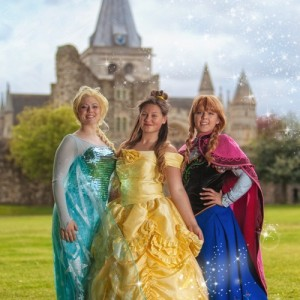 Princess Parties Kent
