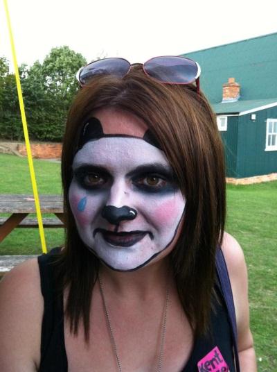 Adult Face Painters Kent