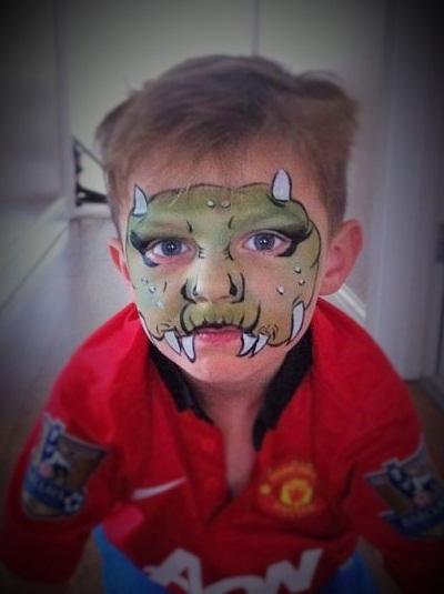 Childrens Face Painters Kent
