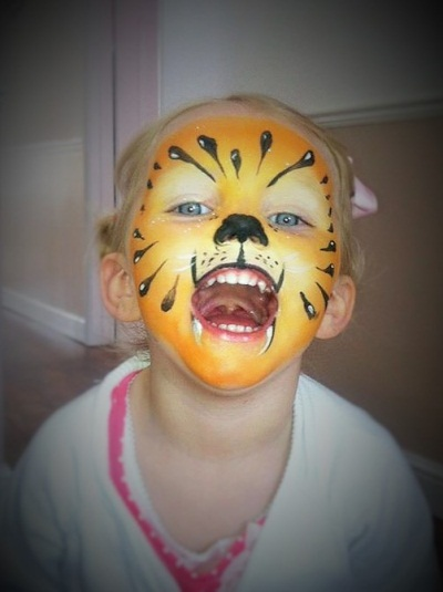 Face Painters In Kent