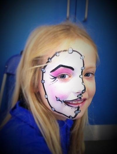 Face Painters Kent