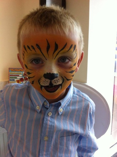 Local Face Painters In Kent