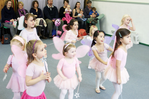 Childrens Ballet Parties Kent