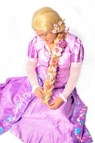 Rapunzel Princess Parties Kent