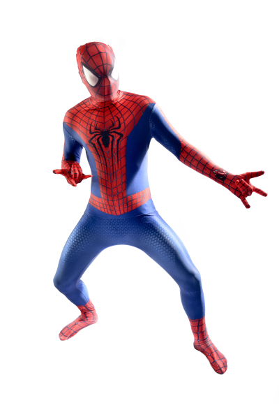 Spiderman Superhero Parties in Kent