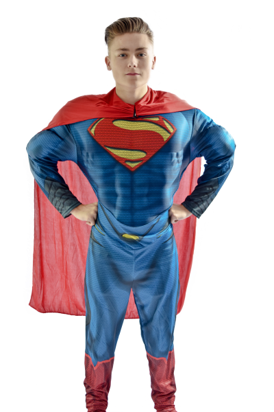 Superman Superhero Parties Kent