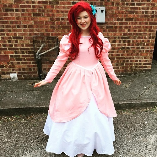 Ariel Princess Parties Kent