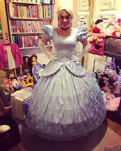 Cinderella Princess Parties in Kent