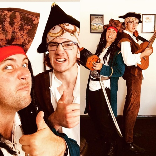Pirate Parties Kent