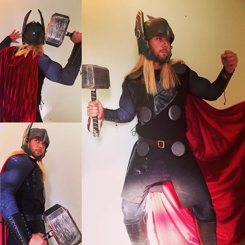 Thor Superhero Parties Kent